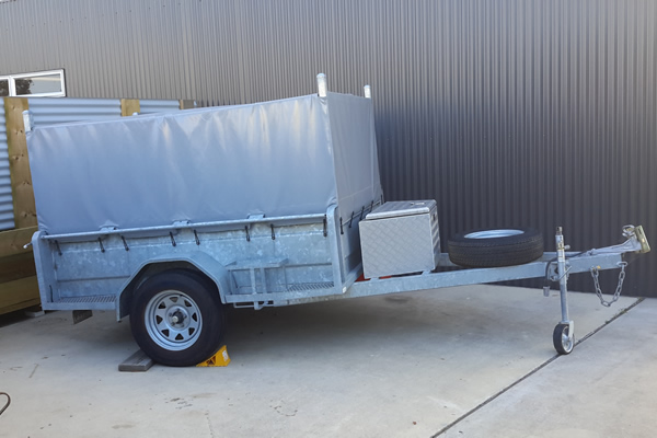 trailer storage sunshine coast